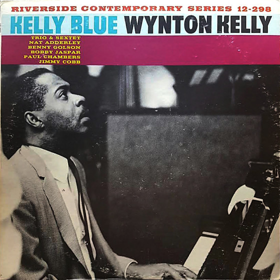 Kelly Blue (Vinyl)