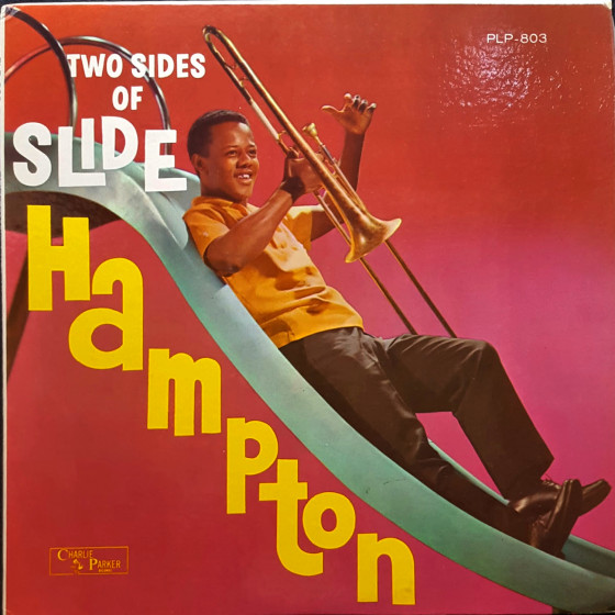 Two Sides of Slide (Vinyl)