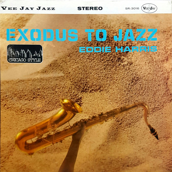Exodus to Jazz (Vinyl)