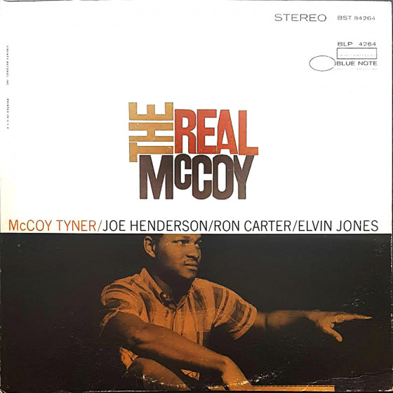 The Real McCoy (Vinyl)