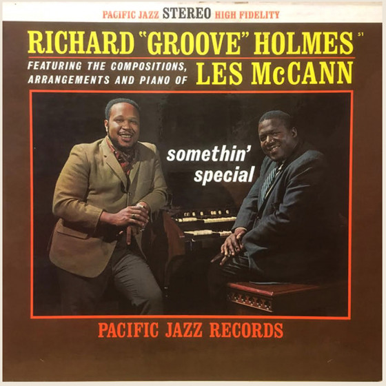 Somethin' Special (vinyl)