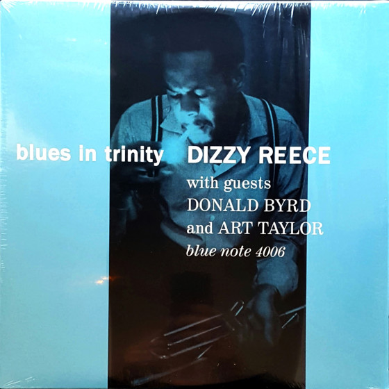 Blues in Trinity (Vinyl)