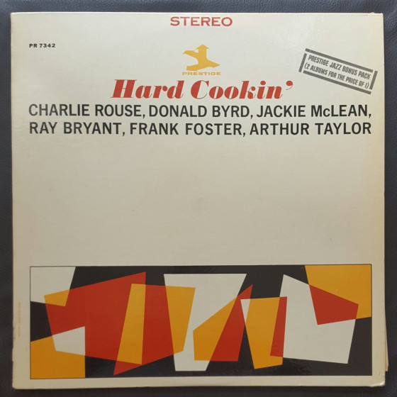 Hard Cookin' (Vinyl)
