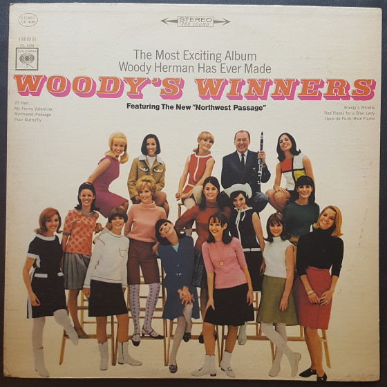 Woody's Winners (Vinyl)