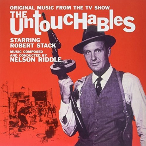 The Untouchables · TV Soundtrack (Vinyl)
