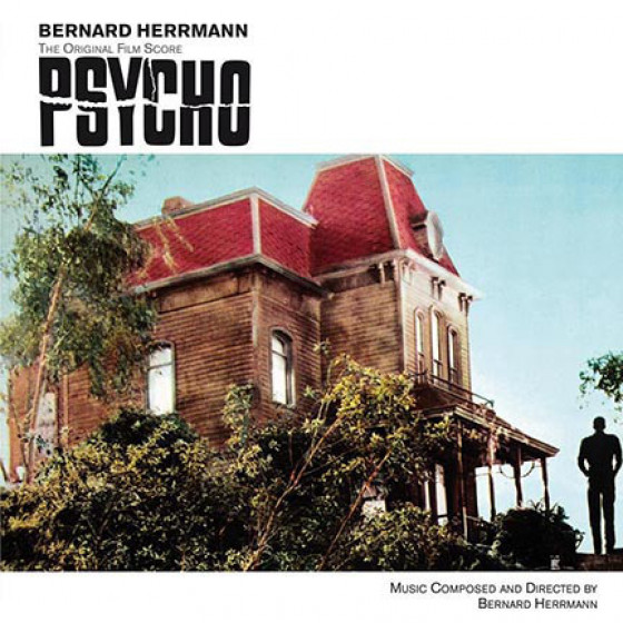Psycho · Original Movie Soundtrack (Vinyl)