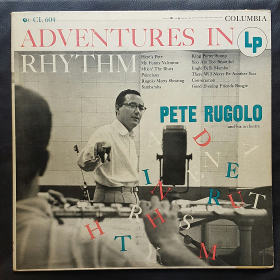 Adventures In Rhythm (Vinyl)
