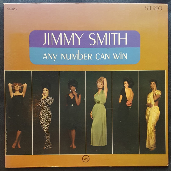 Any Number Can Win (Vinyl)