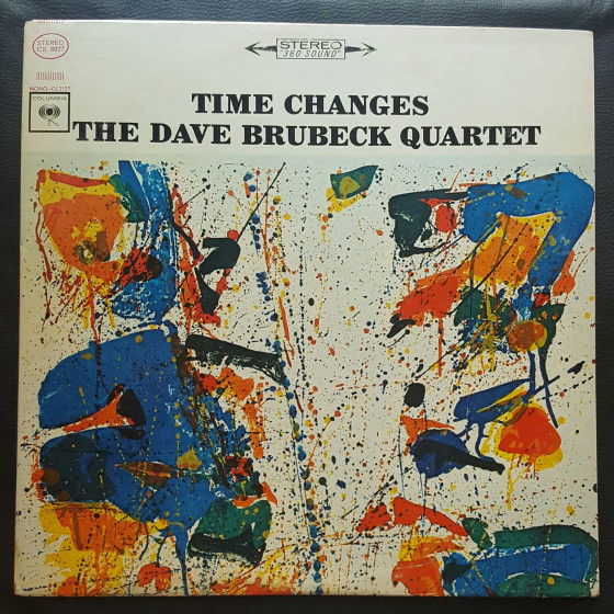Time Changes (vinyl)