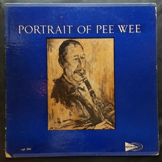 Portrait of Pee Wee (Vinyl)