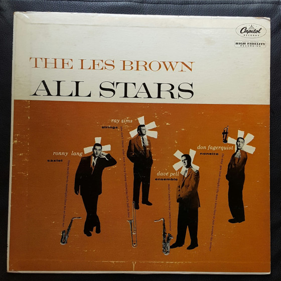 The Les Brown All Stars (Vinyl)