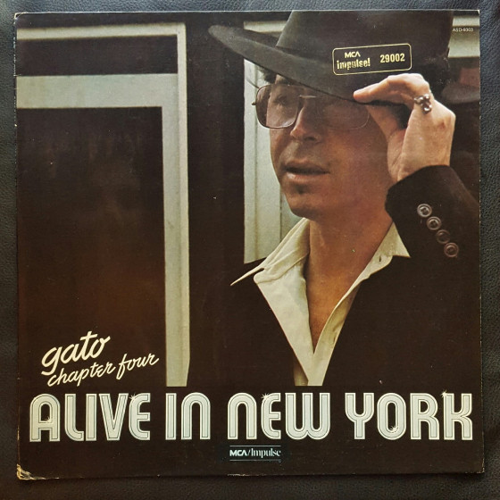 Chapter Four: Alive in New York (Vinyl)