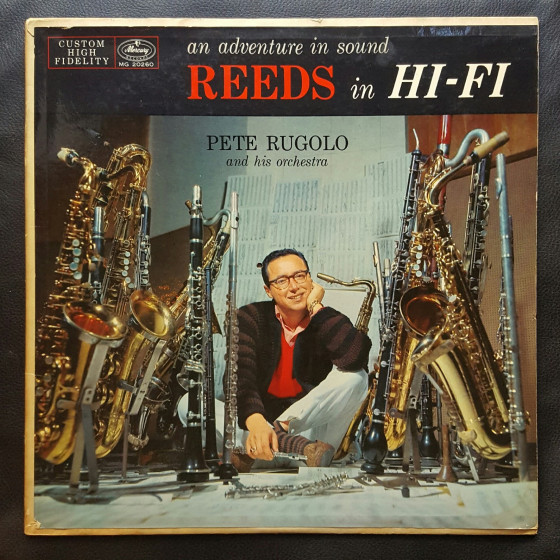 An Adventure in Sound · Reeds in Hi Fi (Vinyl)