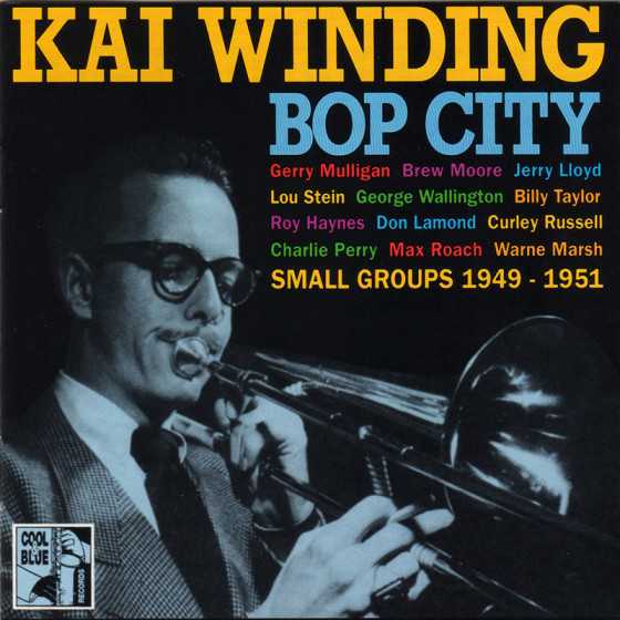 Bop City · Small Groups 1949-1951