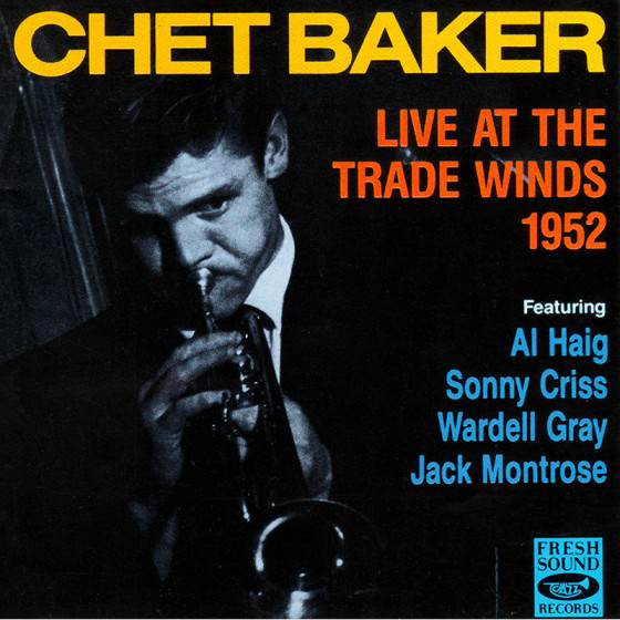 Live at the Trade Winds 1952