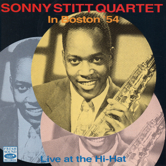 In Boston '54 · Live at the Hi-Hat