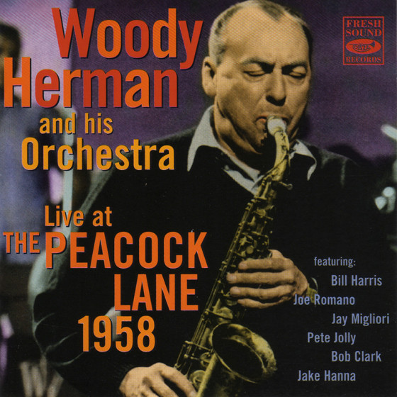 Live at the Peacock Lane 1958