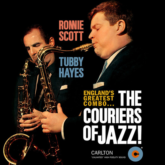 The Couriers of Jazz · England's Greatest Combo