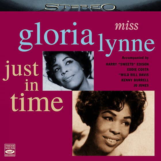 Miss Gloria Lynne - Just In Time