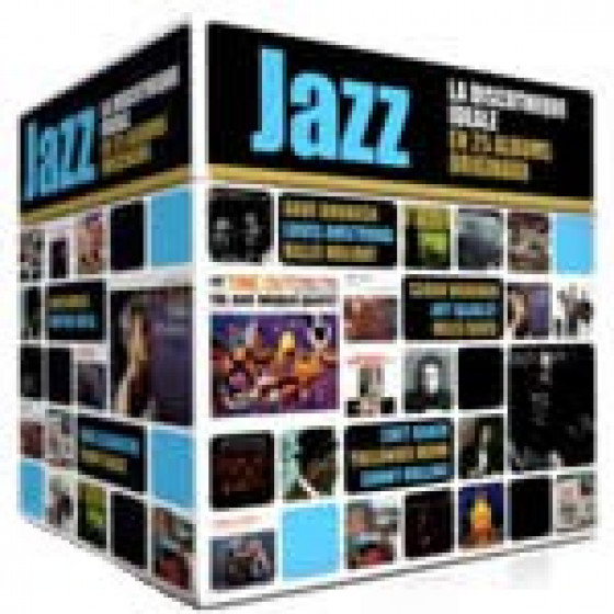 The Perfect Jazz Collection, Vol. 1 - 25 Original Albums (DeLuxe Case)