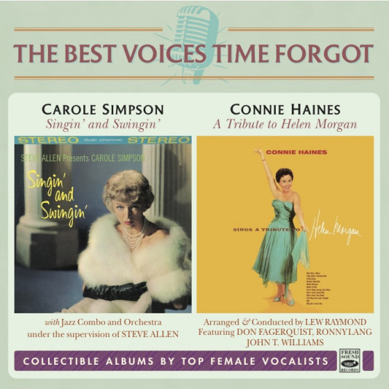 Singin' and Swingin' + A Tribute to Helen Morgan (2 LP on 1 CD)