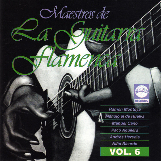 The Art Of The Flamenco Guitar