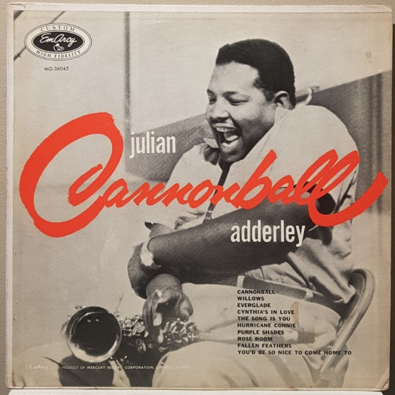 Julian 'Cannonball' Adderley (Vinyl)