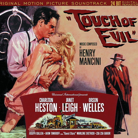 Touch Of Evil (DeLuxe Edition Digipack)