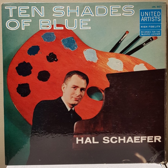 Ten Shades Of Blue (Vinyl)