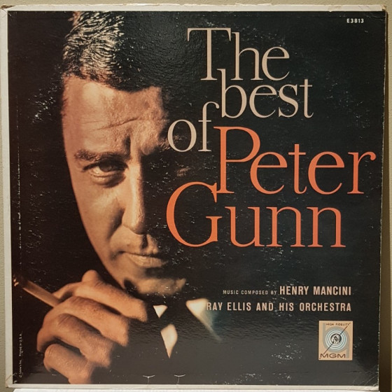 The Best Of Peter Gunn  (Vinyl)