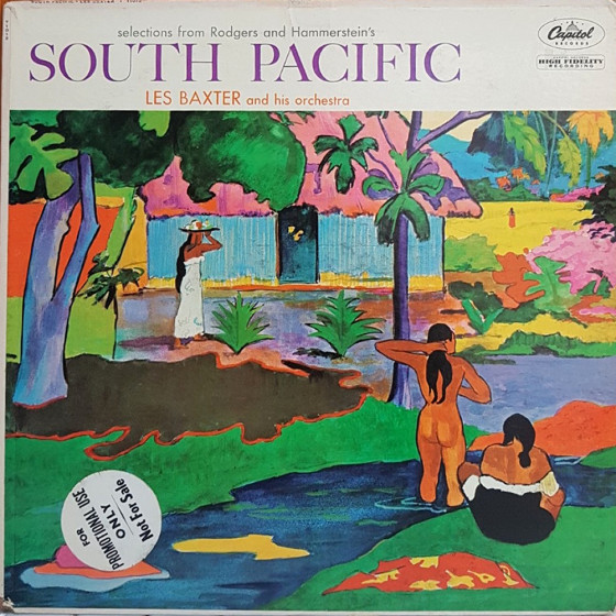 Selections From Rodgers & Hammerstein's South Pacific (Vinyl)