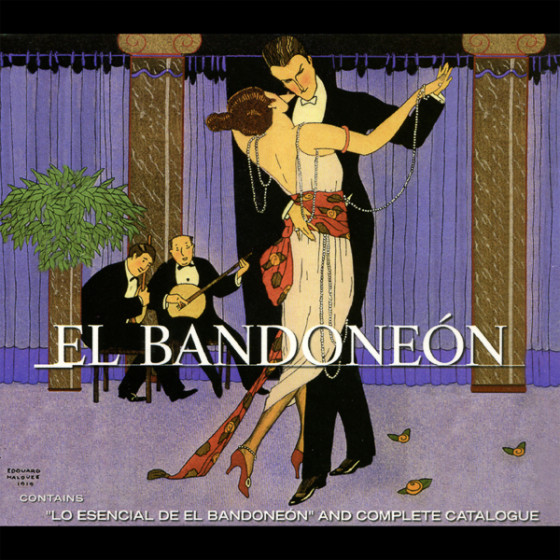 Lo Esencial De Bandoneon (CD + Catalogue)