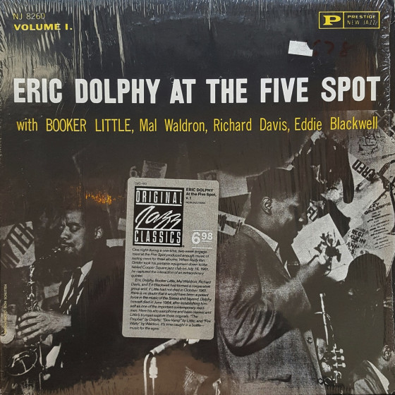 At The Five Spot, Volume 1 (Vinyl)