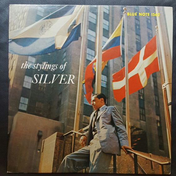 The Stylings of Silver (Vinyl)