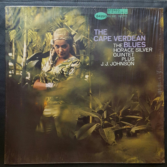 The Cape Verdean Blues (Vinyl)