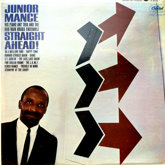 Straight Ahead! (Vinyl)