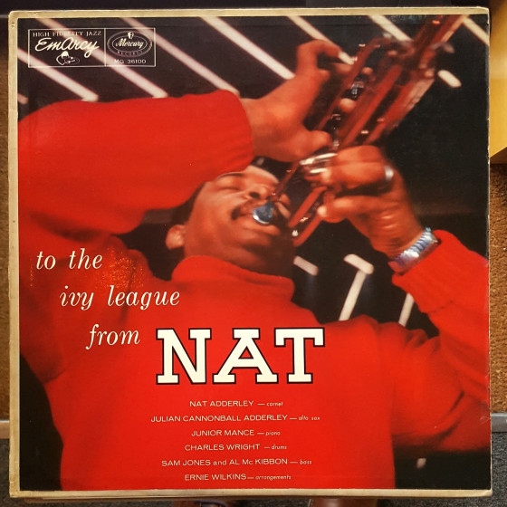 To The Ivy League From Nat (Vinyl)