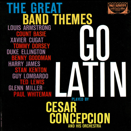 The Great Band Themes Go Latin