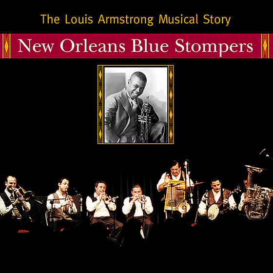 The Louis Armstrong Musical Story