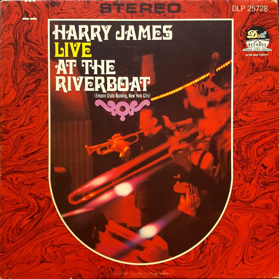 Live at the Riverboat (Vinyl)