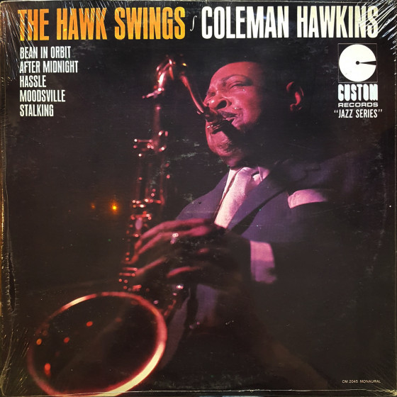 The Hawk Swings (Vinyl)