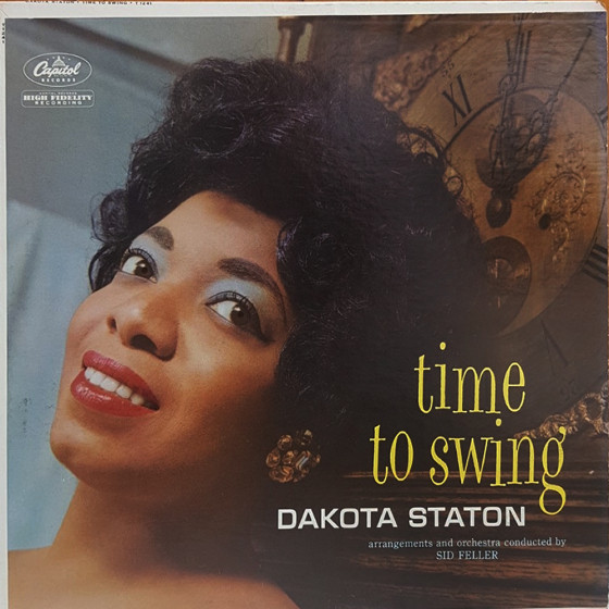 Time to Swing (Vinyl)