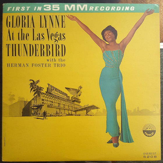 At the Las Vegas Thunderbird (Vinyl)