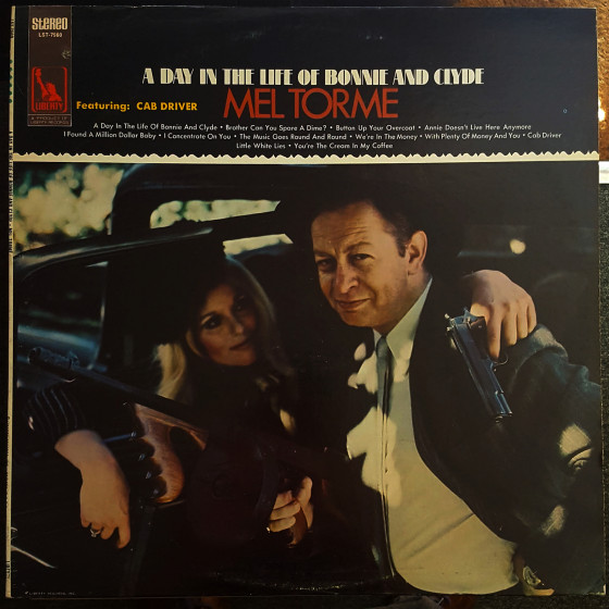 A Day In The Life Of Bonnie And Clyde (Vinyl)
