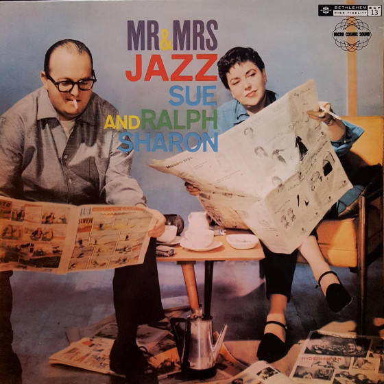 Mr. & Mrs. Jazz (Vinyl)
