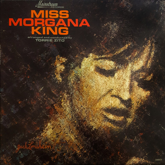 Miss Morgana King (Vinyl)