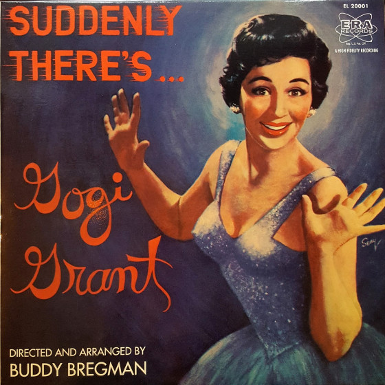 Suddenly There's Gogi Grant (Vinyl)