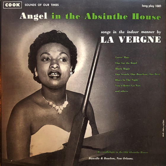 Angel in the Absinthe House (Vinyl)