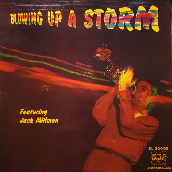Blowing Up A Storm (Vinyl)