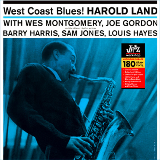 West Coast Blues! (Audiophile 180gr. HQ Vinyl)